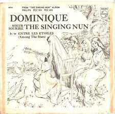 SINGING NUN--PICTURE SLEEVE ONLY--(DOMINIQUE)---PS---PIC---SLV