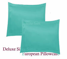Unbranded Patternless Satin Decorative Cushions & Pillows