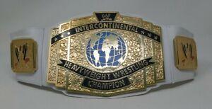 WWE Intercontinental Heavyweight Wrestling Champion Belt Replica 2012 Mattel