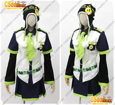 Seragaki Noiz Cosplay whole Costume from DMMD DRAMAtical Murder female with hat