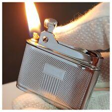 Briquet essence* MOSDA STREAMLINE chromé* Petrol-Lighter-Feuerzeug-Accendino-打火机