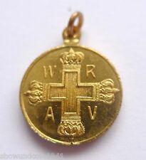 Preußen --Rothe-Kreuz-Medaille-- III. Klasse eine Miniatur