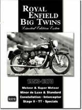 Royal Enfield Big Twins Limited Edition Extra by R. M. Clarke (Paperback, 2004)