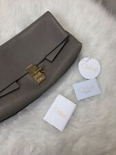 Chloe Grey Handbag