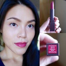 Burt's Bees 100% Natural Moisturizing Lipstick #511 Magenta Rush - ONE (1) Tubes