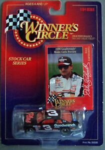 1998 Winner's Circle 1:64 DALE EARNHARDT #3 Goodwrench Chev Monte Carlo Preview