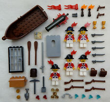 5 NEW LEGO ARMADA MINIFIG LOT figures imperial soldiers minifigure set pirate