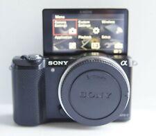 [Please Read] Sony a5000 20.1MP (Body Only) 8917 Clicks Digital Camera