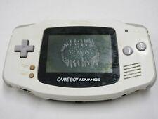 A530 Nintendo Gameboy Advance console White Japan GBA  x