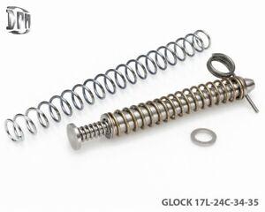 DPM Recoil Spring System for GLOCK 17L-24C-34-35 GEN 1-2-3