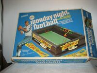 1973 Roger Staubach Cowboys Aurora ABC Monday Night Football Game complete WORKS