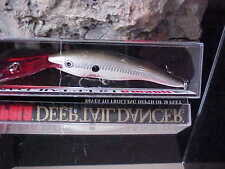 Rapala Deep Tail Dancer TDD11BP in Bleeding PEARL for Walleye/Bass/Pike/Zander