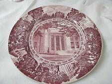 1968 Wedgwood University California Centennial Dinner Plate Life Sciences Bldg