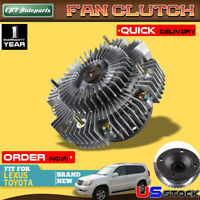 A-premium Cooling Fan Clutch for Ford F-150 F-150Heritage 1997-08 V64.2L 2775