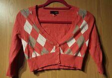 V Neck NEXT Argyle, Diamond Jumpers & Cardigans for Women