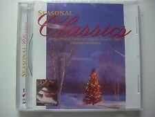CD NEUF scellé - SEASONAL CLASSICS - 20 CHRISTMAS CLASSICS -C35