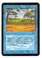 Phantasmal Terrain - ALPHA Edition - Old School - MTG Magic #2 - LP