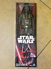 """DARTH VADER, 12"""" Inch Figure, Star Wars The Force Awakens, Rogue One, NEW!"""