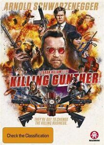 Killing Gunther  (DVD. 2018)