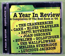 A Year in Review - The Best Rock in '96 (CD, 1997, Musicland Group)