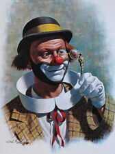 Clown 2 by Arthur Sarnoff