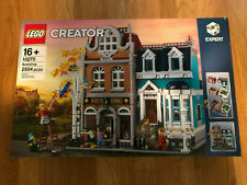 **SHIPS GLOBAL* LEGO 10270 Bookshop Creator SHIPS FEDEX!  (NEW  & SEALED)