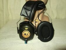 metal detector headphone 150 ohms CLEAR CONCISE TONES  (10 ONLY )