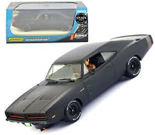 Pioneer 1969 Dodge Charger Black Stealth Stage 2 426 HEMI Slot Car 1/32 P091