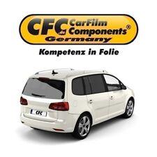 CFC Tönungsfolie Passgenau, VW, Touran, 1 (GP2) 5-türig 05/10-08/15, basic-black