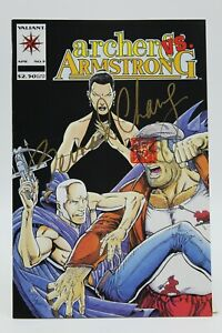 Archer & Armstrong (1992) #9 Signed by Bernard Chang NO COA First Print NM-