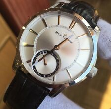 NEW! MAURICE LACROIX Pontos Automatic Silver Dial Men's Watch