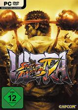 PC Computer Spiel ***** Ultra Street Fighter IV 4 ***********************NEU*NEW