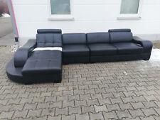 Wohnlanschaft Ecksofa Sofa Couch Polster Garnitur Einstein-C SOFORT LIEFERBAR