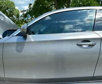 BMW OEM E82 E88 DRIVER LEFT LH SIDE DOOR SHELL SPACE GREY METALLIC A52