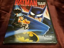 BATMAN:  The Animated Series OUT OF THE SHADOWS dvd BRAND NEW SEALED! Region 1