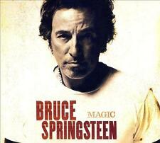 BRUCE SPRINGSTEEN - Magic (CD 2007) USA Digipak EXC