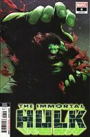 IMMORTAL HULK #6. NM+  LOWER PRINT RUN, 2ND PRINT.  BENNETT VARIANT EWING
