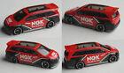 "Hot Wheels - Honda Odyssey rot/schwarz ""NGK Spark Plugs"""