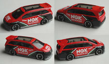"Hot Wheels - Honda Odyssey rot/schwarz ""NGK Spark Plugs"""