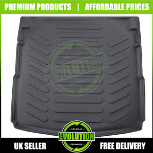 For Audi A6 2011-2018 Tailored Rubber Boot Liner Fitted Mat Dog Tray water proof