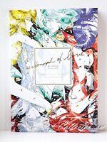 3 - 7 Days   Pseudomorph of Love Ichikawa Haruko Illustration Book from JP