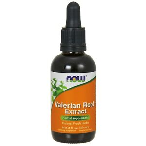 NOW Foods Valerian Root Extract, 2 fl. oz.