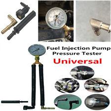 Universal Car Fuel Injection Pump Pressure Gauge Gasoline Test Tools Automotive