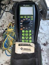 Greenlee SideKick Plus Tester 1155-5001 Advanced cable tester meter