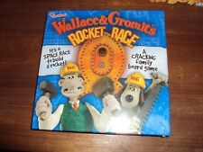 Wallace & Gromit's Rocket Race Game Complete VGC Free UK P&P