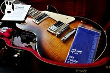 ✯ SUPERBE ✯ GIBSON-Les Paul Standard AA + ✯ TOBACCO BURST + Rosewood ✯ 2016 ✯