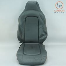 S046 - 2005 CHRYSLER CROSSFIRE FRONT LEFT DRIVERS SIDE UPPER LOWER SEAT CUSHION