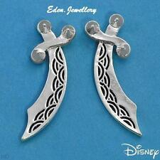 RARE & Collectible  Disney Couture Pirates of Caribbean Sword Earrings 1 ONLY