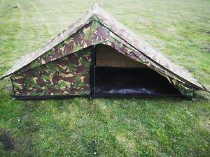 Dutch army DPM woodland Camo Tent - Grade A Military surplus