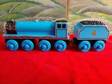 Thomas & Friends Wooden Railway Gordon and Tender Train Engine Unmarked